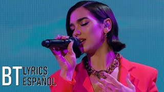 Baixar Calvin Harris, Dua Lipa - One Kiss (Lyrics + Español) Live