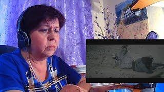 """Мама смотрит """"Иордан - Noize MC feat. Atlantida Project"""" // Реакция мамы"""