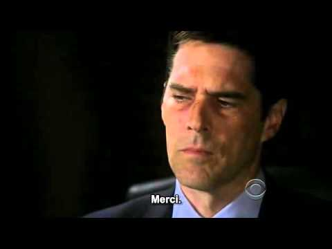 Erin Strauss speaks to Aaron Hotchner after he is killed George Foyet