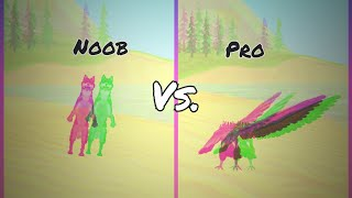 Wildcraft - Noob vs. Pro #2 [1k subs special]