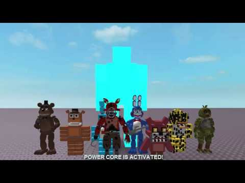 FNAF 3 RAP Another Five Nights *Roblox Edition*