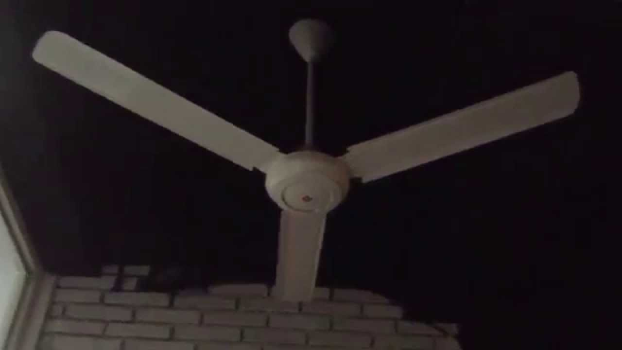 Yes! You Can! How to fix an electric fan