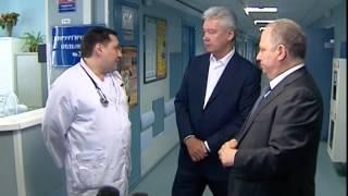 видео (Горбольница №8) Городская больница №8, Барнаул