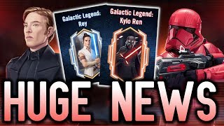 Replaying Legendary Events in SWGoH via the Journey Guide!! | SWGoH