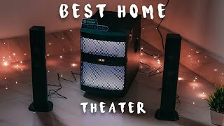 F amp D T200X 2 1 Home Theater System Sound TEST Quick Unboxing amp Review Hindi 2018 ARSquad