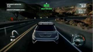 Need For Speed The Run PC Gameplay (Maxed out on GTX 580) HD HQ