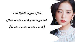 "BLACKPINK   ""Bet You Wanna ft. Cardi B"" ( Lyrics )"