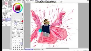 [vernice] - prima volta Draw roblox carattere Ghoul, Tokyo Ghoul
