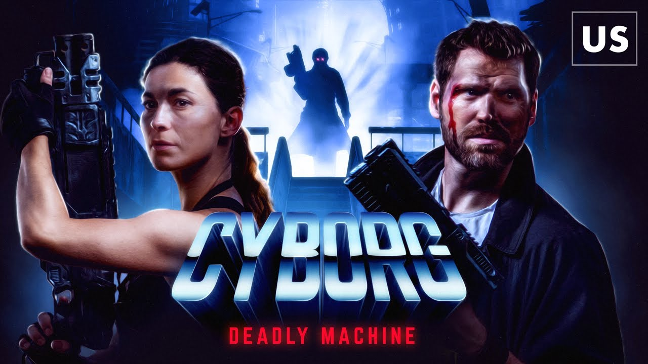 Download CYBORG : DEADLY MACHINE [Official Movie US] (+ Russian sub)