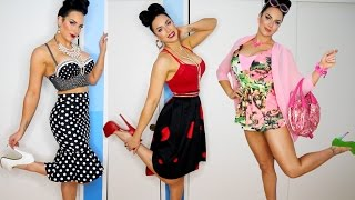 Pinup Lookbook