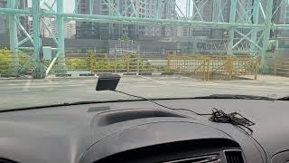후방카메라 장착  내비게이션이 없는 차량에 후방카메라 …