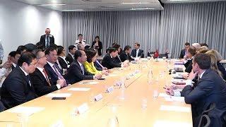 Tin: Chủ tịch Quốc hội dự đối thoại doanh nghiệp Việt Nam - Australia tại thủ phủ bang Tây Australia