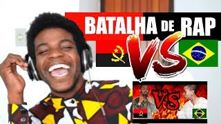 Video Angola REACT, fire in rhyme #11-Look Cem x Gustavo GN ANGOLA vs Brazil download MP3, 3GP, MP4, WEBM, AVI, FLV Agustus 2018