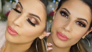 sephora birthday gifts 2016 bronze smokey eye makeup tutorial