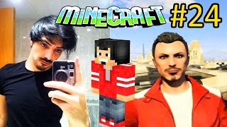 @NexxuzHD | YouTubers #24 NEXXUZ WORLD SPEED PIXEL ART MINECRAFT