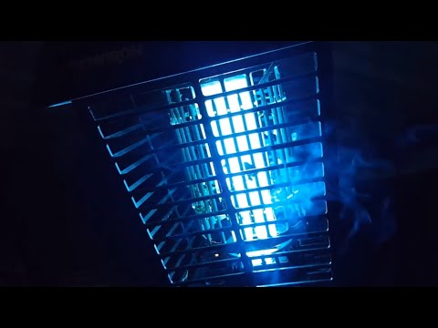 FlowTron BK 15D vs Stinger 15 watt Bug Zapper