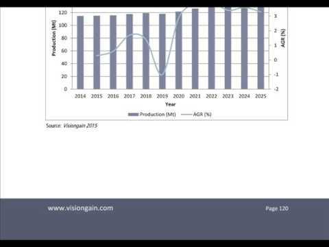 Steel Market Forecast 2015-2025