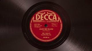 Jazz Me Blues • Joe Venuti and His Blue Six (Victrola Credenza)