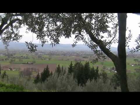 I luoghi dello spirito 1: SAN DAMIANO - Assisi (ITALY)