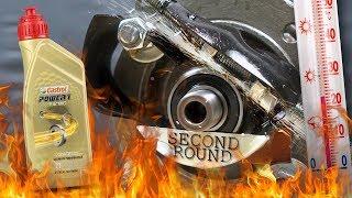 Castrol Power 1 Racing 2T Jak skutecznie olej chroni silnik? 2kg