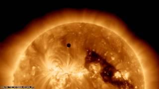 NASA SDO - Transit of Venus, 193 Angstrom
