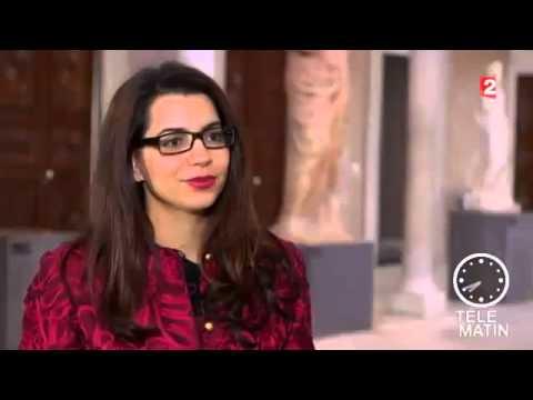 Interview de la ministre du tourisme Amel Karboul sur France 2
