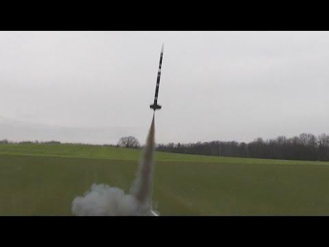 Estes Pro Series 2 Argent Launch F Motor (F26-6FJ)
