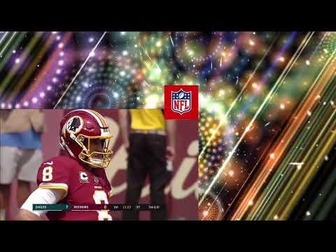 Philadelphia Eagles vs Washington Redskins Full Game