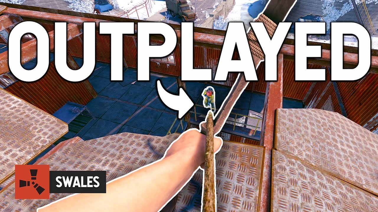 OUTPLAYING THE COMPETITION - RUST SOLO