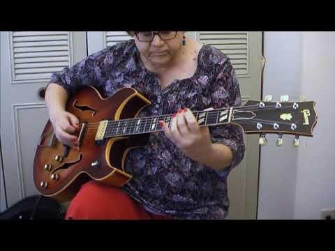1962 Gibson Barney Kessel jazz guitar