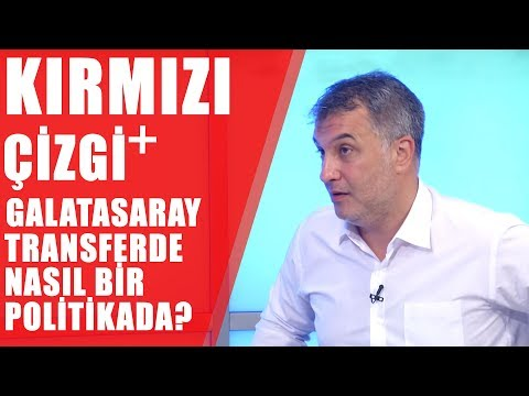 Kırmızı Çizgi+  GS'nin Transfer Politikası   Abdullah Avcı   Ersun Yanal   Ağaoğlu'nun Açıklamaları