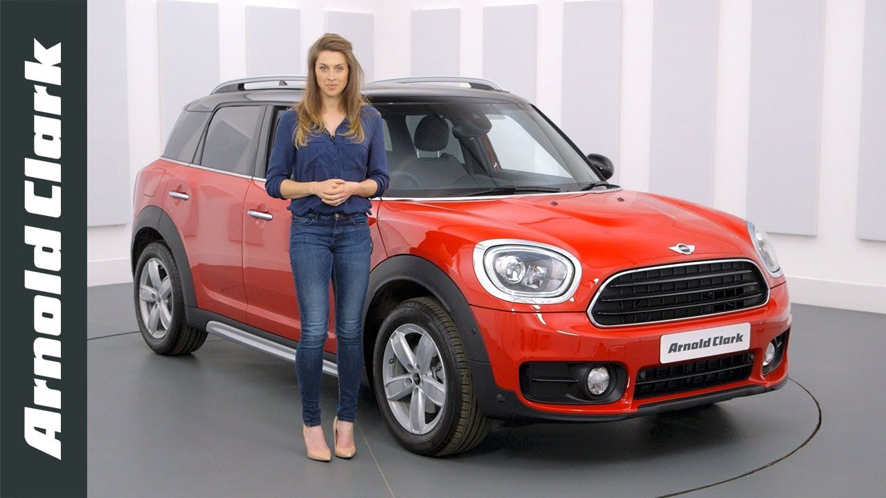 Mini Countryman Cooper Chili Pack Walkaround Arnold Clark