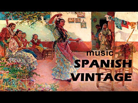RELAXING SPANISH GUITAR MUSIC /BEST Of  VINTAGE LATIN CAFE / PASSIONATE  INSTRUMENTAL  ROMANTIC  Mix