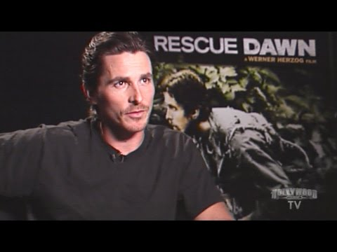 'Rescue Dawn' Interview