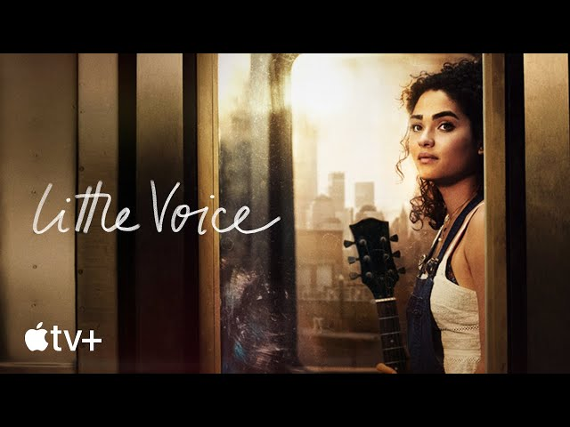 Little Voice — Official Trailer | Apple TV+