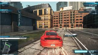 #NFSMostWanted2 NFS Most Wanted 2 2012 Race 1 Keys To The City