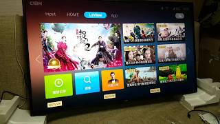Телевизор Leeco X55L. Подробная информация на xmitv.ru