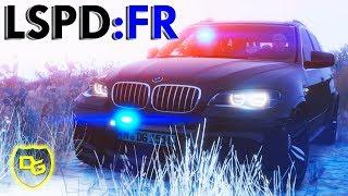 « Der Winter ist da! » - GTA 5 LSPD:FR #151 - Daniel Gaming - Grand Theft Auto 5 LSPDFR