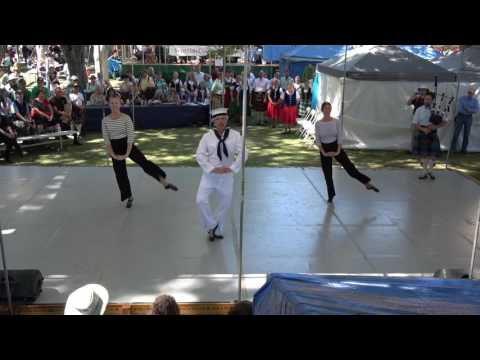 The Red Thistle Dancers (Pleasanton 2016)