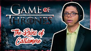 GAME OF THRONES - The Rains of Castamere - Tay Zonday & Awesome City Limits