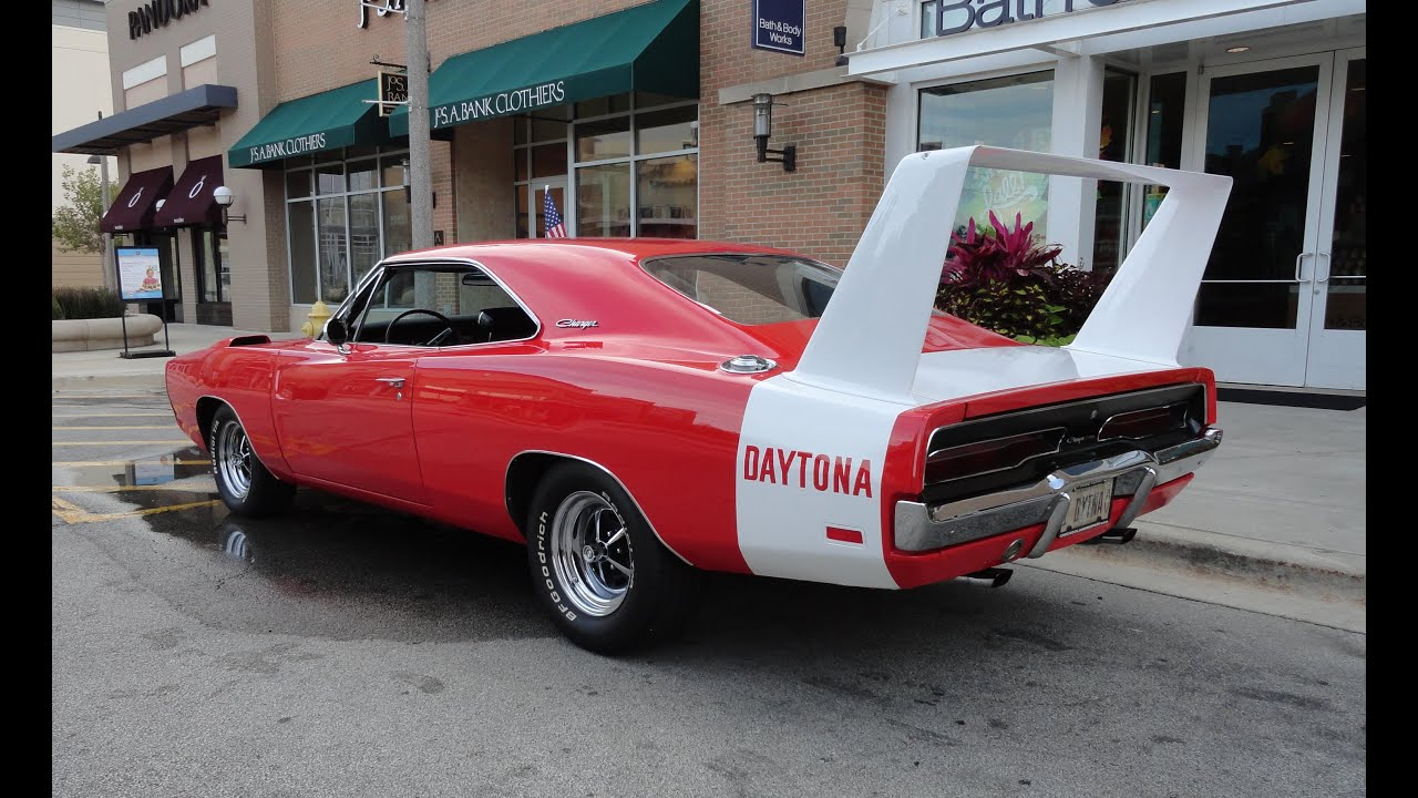 1969 Dodge Charger Daytona With A 440 Magnum Engine My Car Story 1968 Plymouth Road Runner Wiring Diagram Lou Costabile Youtube