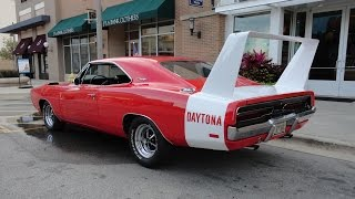 1969 Dodge Charger Daytona with a 440 Magnum engine - My Car Story with Lou Costabile