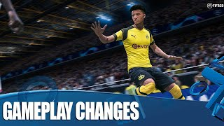 FIFA 20 - New Gameplay Changes Broken Down