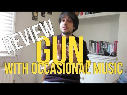 Gun, With Occasional Music by Jonathan Lethem REVIEW