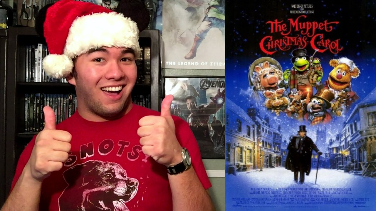 The Muppet Christmas Carol – Movie Review