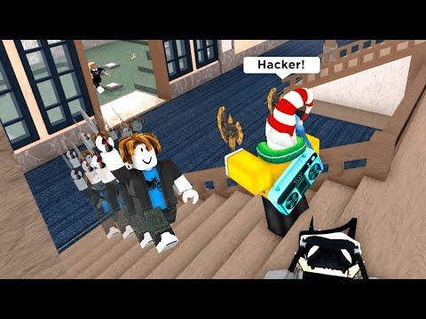 Download HACKER in Roblox Assassin...