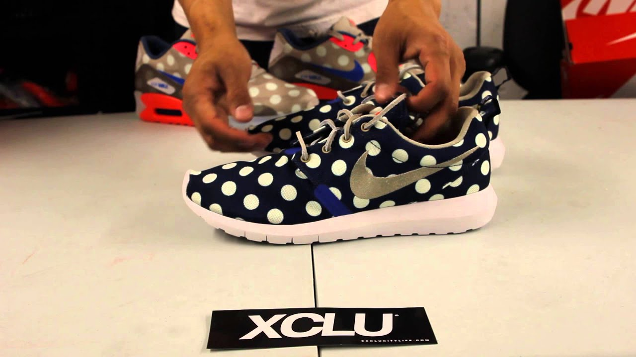 Nike Roshe Run NM PRM City Pack NYC Unboxing Video at Exclucity - YouTube