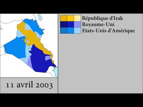 Invasion of Iraq (2003) Every Day