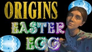 """Origins Easter Egg"" Complete Tutorial - Lost Little Girl"