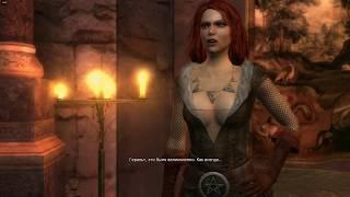 все девушки ведьмака The Witcher